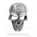 Omega Skull Belt Buckle