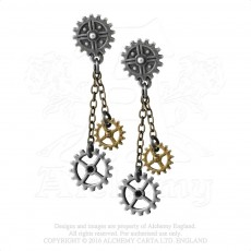 Machine Head Earring