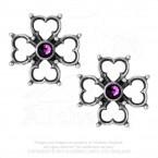 Elizabethan Cross Studs
