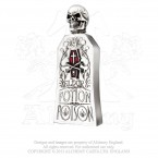 Alchemist Potion Bottle Flask (Red Enamel)