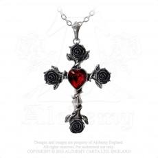 Black Rosifix Pendant