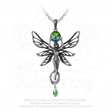 The Green Goddess Pendant