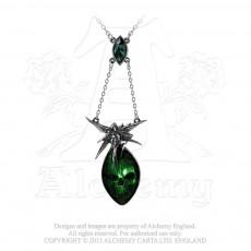Absinthe Fairy Pendant