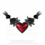 Blood Heart Pendant