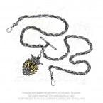 Magistus' Double Albert Fob Chain