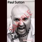 Paul Sutton Signed Print #4