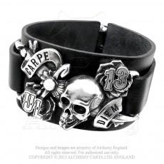 Carpe Diem Wrist Strap Bracelet
