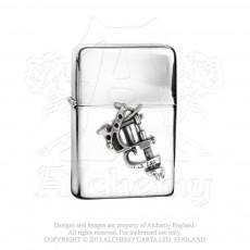 Tattoo Gun Petrol Lighter