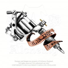 Tattoo Gun Buckle