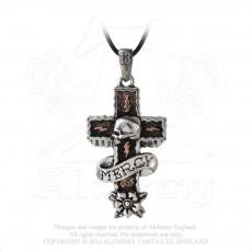 Mercy Cross Pendant