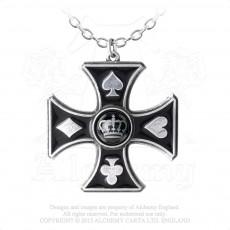 Sharp's Cross Pendant