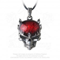 Flame-Brain Pendant