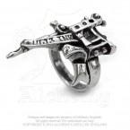 Needle Gun Ring