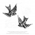 Swallow Studs (Pair)