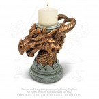 Signum Draconis Candle Holder